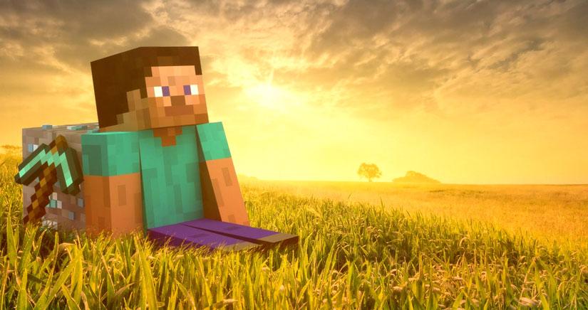 Minecraft Pocket Edition se actualiza a su versión 0.7.0 con grandes novedades
