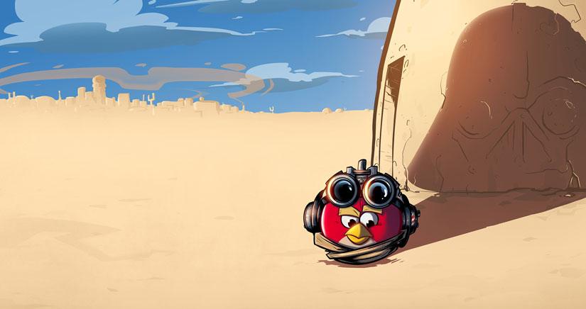 La segunda parte de Angry Birds Star Wars podría lanzarse el lunes
