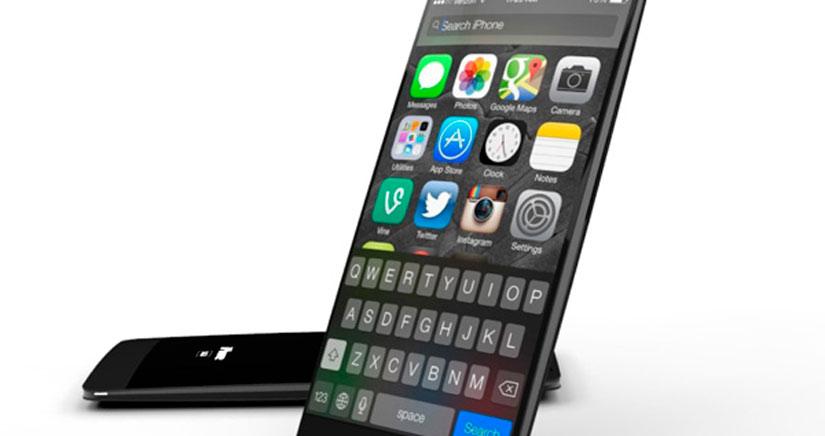 Un Concepto de iPhone 5S muy chulo