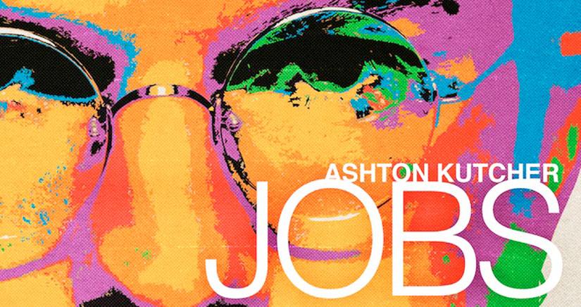 Mira el cartel de la película de Steve Jobs, y más cosas….