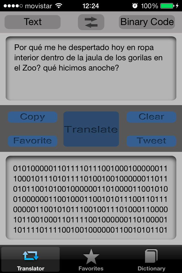 Traductor-de-codigo-binario-iPhone