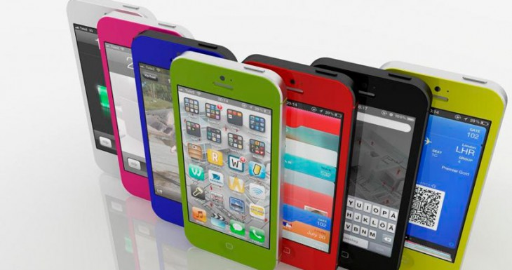 Fotos de la caja del iPhone 5C terminada y más….