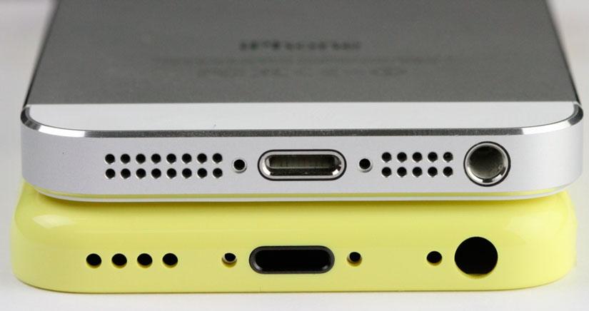 iPhone barato Vs iPhone 5, fotos que los comparan….