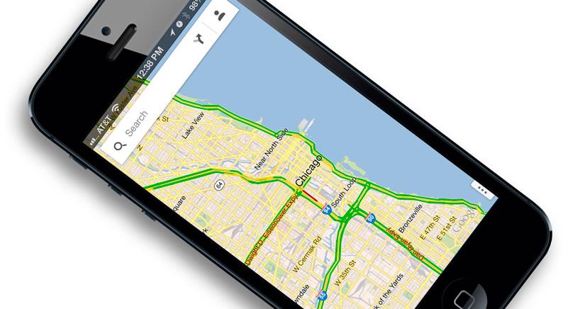 Truco: Cómo guardar mapas para usar sin conexión en Google Maps 2.0