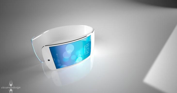 Un Concepto de iWatch futurista… Con iOS 7