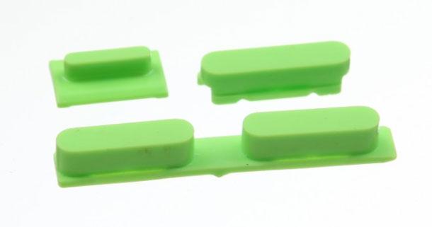 Botones-iPhone-5C-Verde
