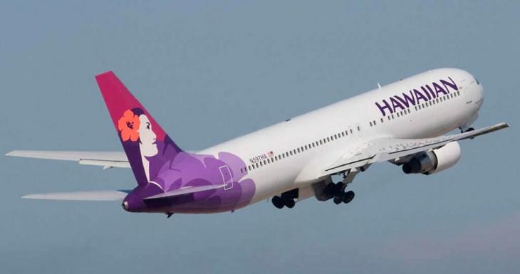 Hawaiian Airlines surtirá de Ipads mini toda su flota