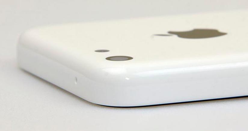 Vídeo del iPhone 5C azul en funcionamiento