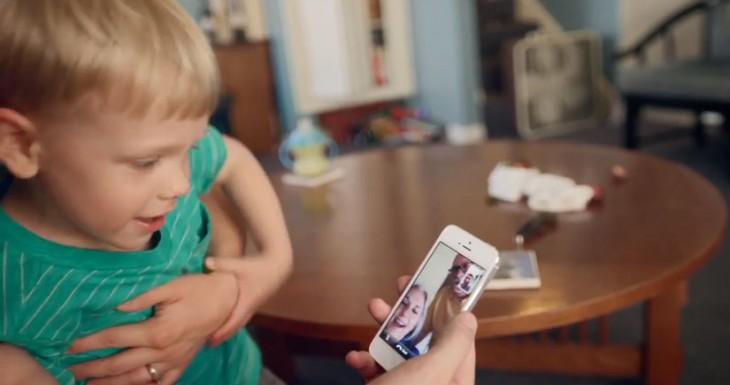 Nuevo anuncio de Apple, Face Time Everyday…