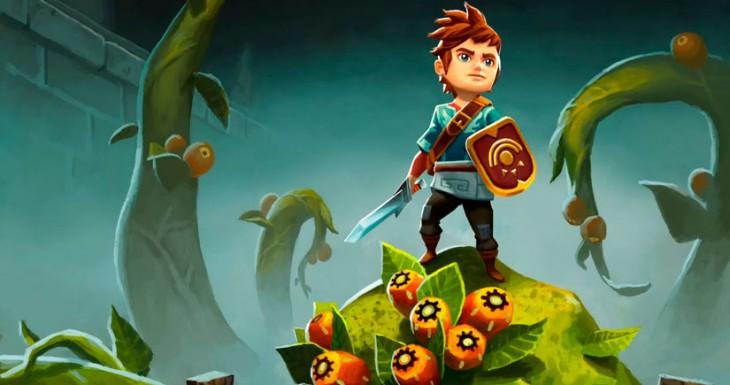 Oceanhorn, el Zelda para iOS verá la luz este otoño