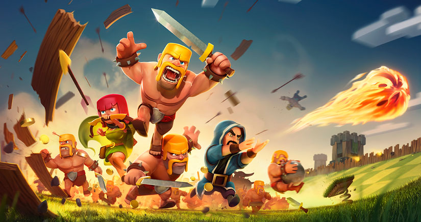 Únete a iPhoneA2 en Clash of Clans