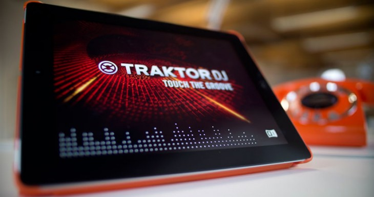 Tus mejores mezclas con Traktor DJ