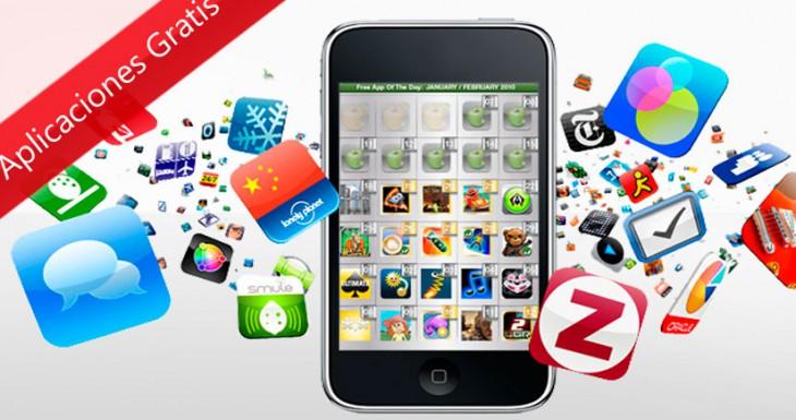 Apple empieza a regalar aplicaciones desde su aplicación de las Apple Store