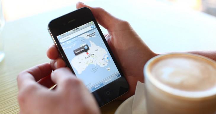 iOS7 sabe exactamente donde estás y en que momento, ¿Preocupado?