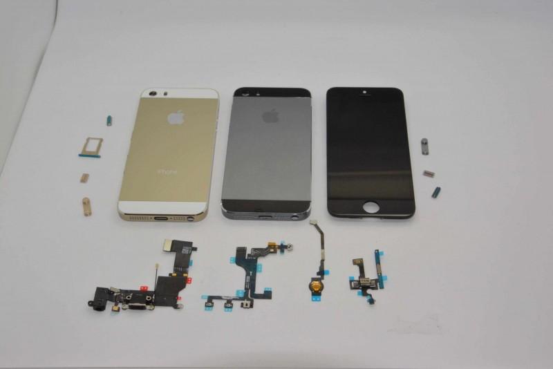 iPhone 5S Granito
