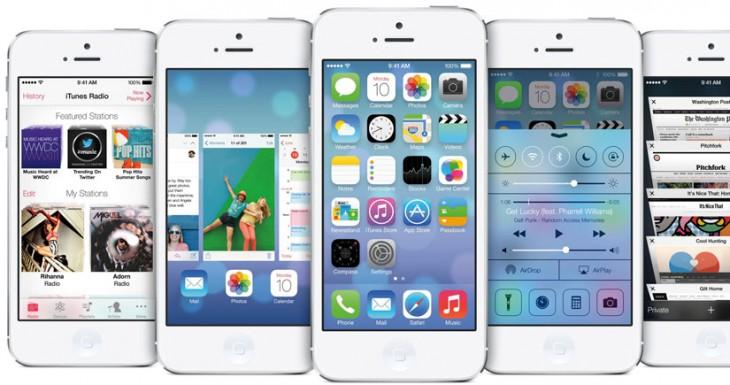 72 usuarios de cada 100 prefieren la interfaz de iOS 7 a la de iOS 6