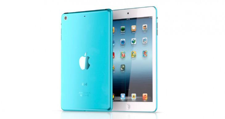 Imágenes filtradas de la supuesta carcasa del iPad Mini 2