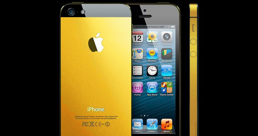 Un supuesto iPhone 5S de 128GB aparece en el listado de Media Markt