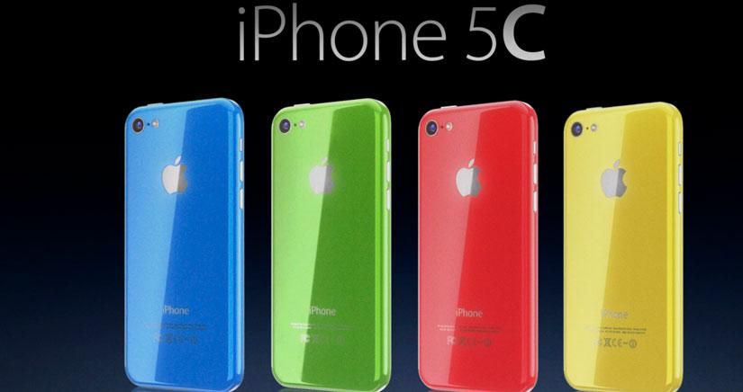 Así podría quedar el iPhone 5C en su caja preparado para vender, nos gusta….