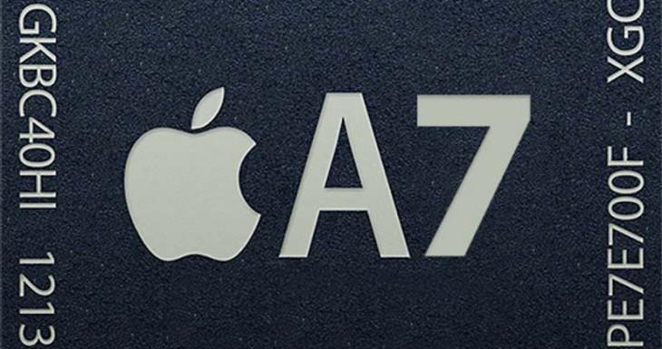 El procesador del iPhone 5S será el A7, de 64 Bits y un 31% más rápido