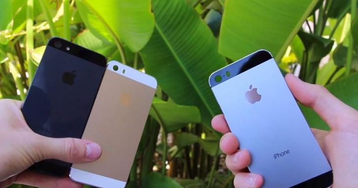 Evidencias del sensor de huellas del iPhone 5S en el Botón Home [Fotos,Rumores]