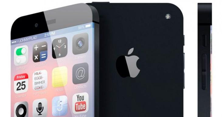 Nuevo concepto de iPhone 6 con pantalla sin bordes  y más…