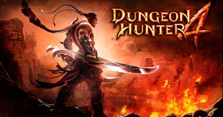 Dungeon Hunter 4 el GOD OF WAR de iOS