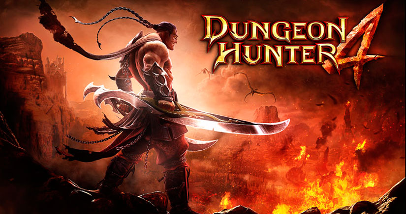 Dungeon Hunter 4 el GOD OF WAR de iOS