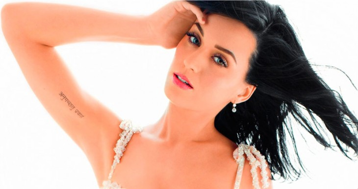 Katy Perry nos canta su última canción por WhatsApp [Vídeo]