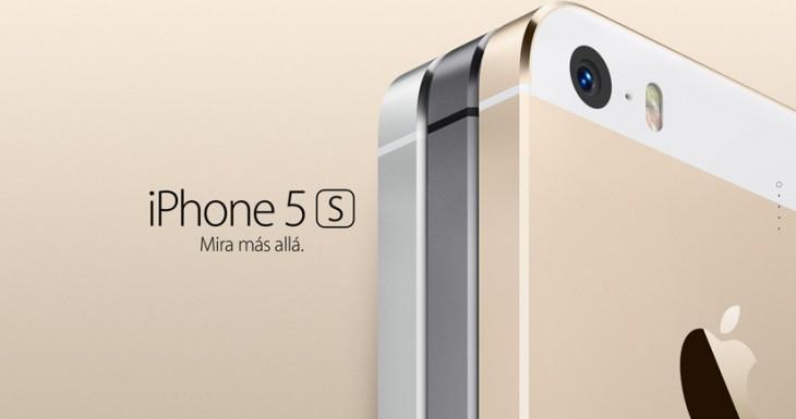 Así es el iPhone 5S, todas las características y novedades