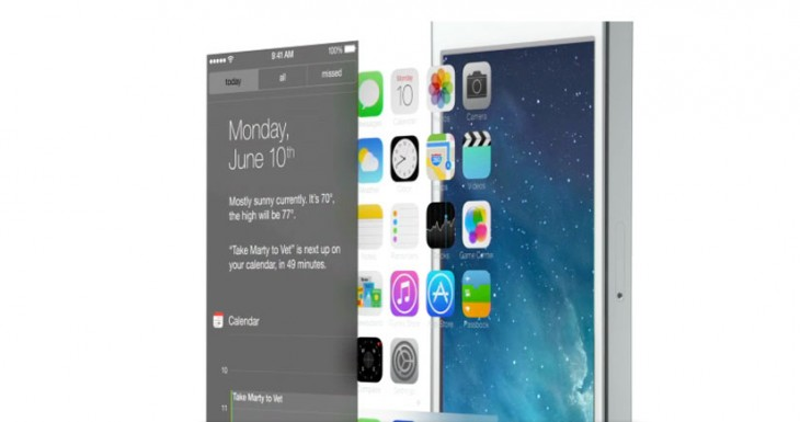 21 Fondos de pantalla con efecto Parallax para iOS 7 [Wallpapers iPhone]