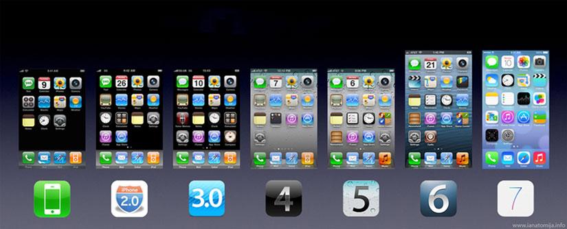 como instalar iOS 7