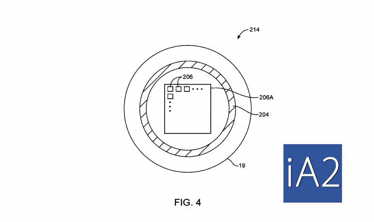 Patente-Sensor-de-huella-iPhone-5S