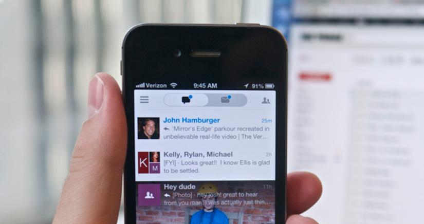 Ping, tu Mail convertido en red social