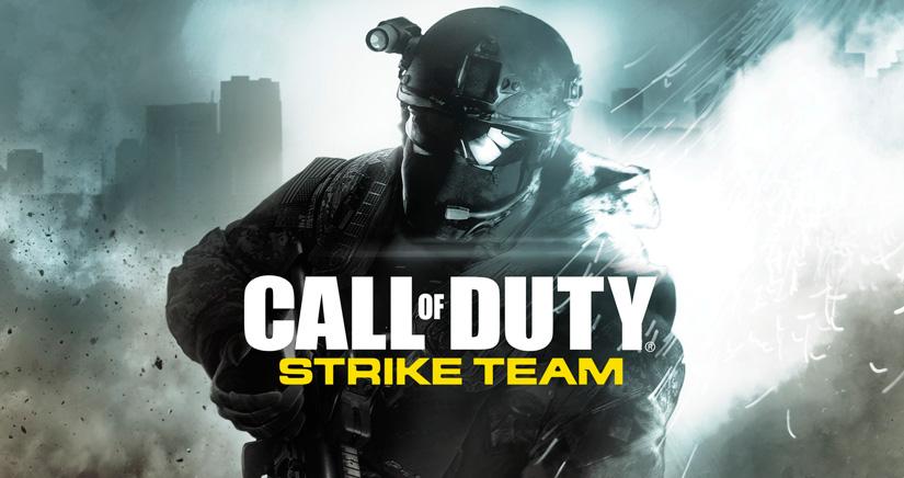 Call of Duty Strike team nos da la sorpresa en iOS.