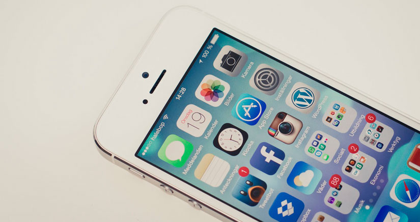 Trucos para iPhone con iOS 7: Cómo meter carpetas dentro de carpetas [Abrakadabra LVIII]