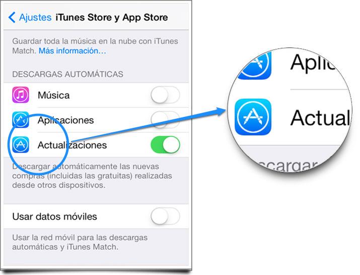 Trucos-iOS-7-Desactivar-actualizaciones-automáticas