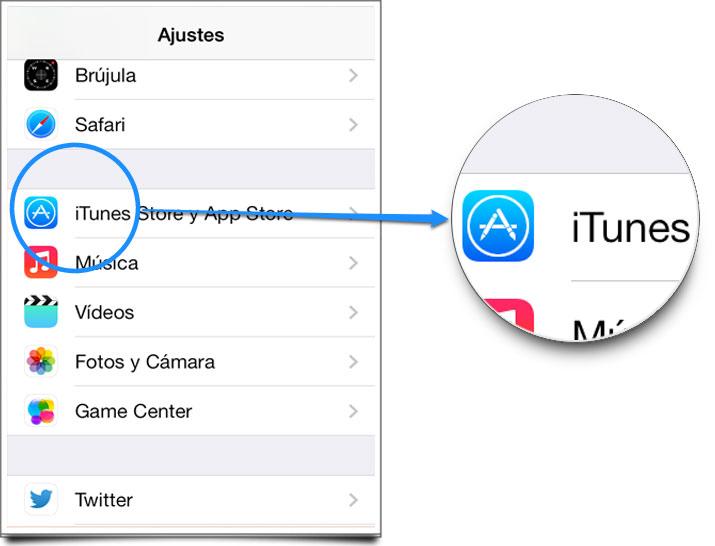 Trucos-iOS-7-Quitar-actualizaciones-automaticas