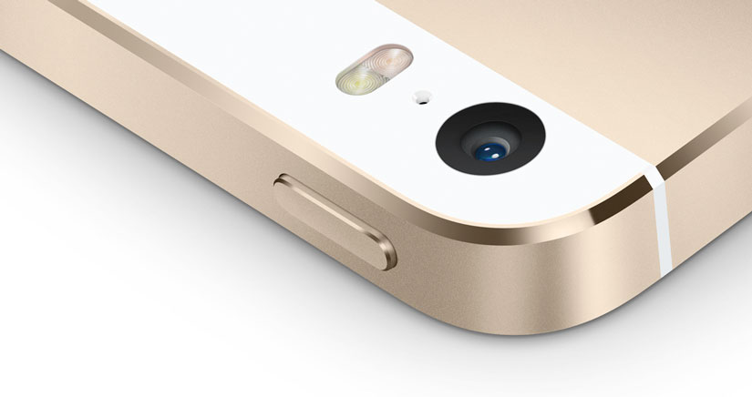 Así es la cámara del iPhone 5s, simplemente genial.