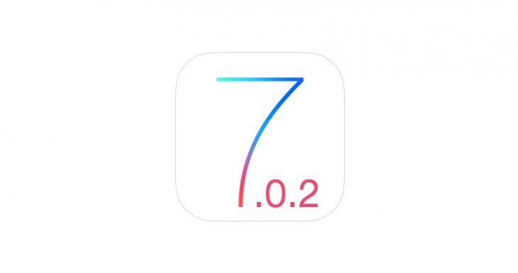 iOS 7.0.2 ya esta disponible para descargar.