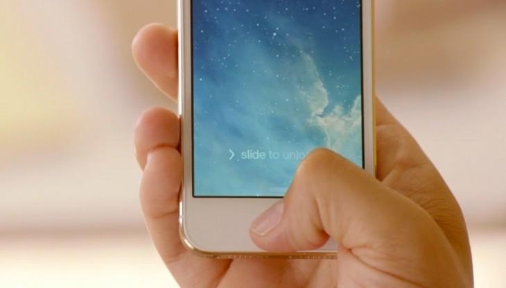 Características del sensor de huellas del iPhone 5s, así es el Touch ID.
