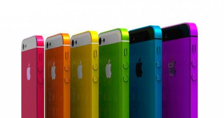Sospechosas Fotos de la caja del iPhone 5S revelan sensor de huellas en el botón Home