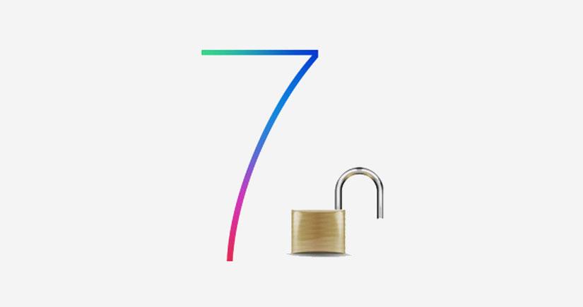 El jailbreak iOS 7 comienza su andadura…