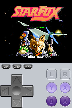 emulador SNES iPhone