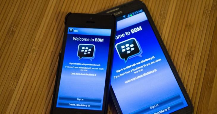Cómo configurar y empezar a usar BBM para iPhone