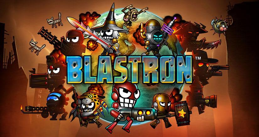 Blastron, Juego de Estrategia para iPhone para pasarlo Bomba