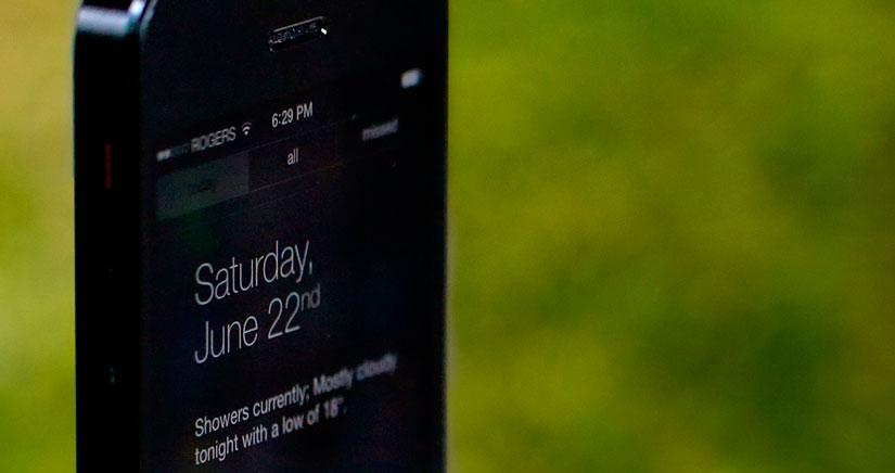 Trucos para iPhone con iOS 7: Cómo personalizar el centro de notificaciones en pantalla de bloqueo [Abrakadabra LXIV]