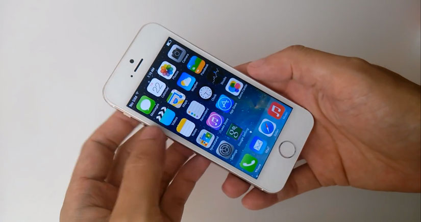Goophone i5S: El clon chino del iPhone 5S, también disponible en dorado… [Vídeo]