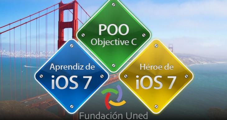 Cursos de Programación iOS de la UNED, gratuitos y con matrícula al 50% solo hoy y mañana, ¡Corre!