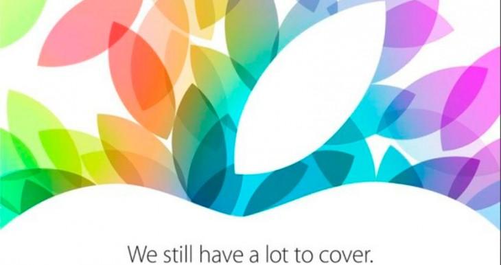 Apple anuncia Keynote para el día 22, los nuevos iPad llegan…